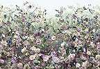 Vintage virágok romantikus hangulatban