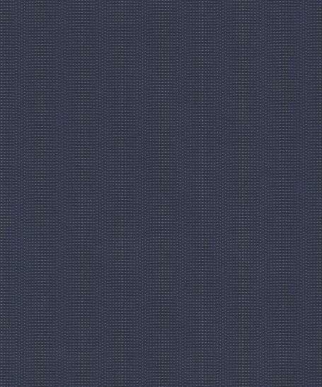 Vlies tapéta kék színben modern struktúrált csíkos mintával ezüstös csillogással