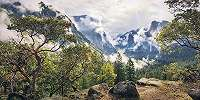 Yosemite Nemzeti Park fali poszter