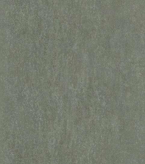Zöld antikolt hatású vlies dekor tapéta