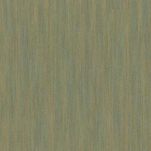 Zöld aranysárga modern csíkozott mintás vlies vinyl dekor tapéta