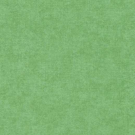Zöld egyszínű mosható felületű tapéta