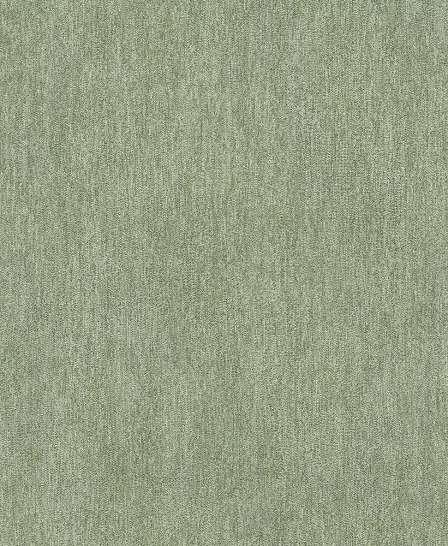 Zöld finoman csíkozott mintás vlies dekor tapéta