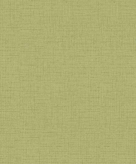 Zöld szövet hatású egyszínű tapéta